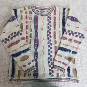 Carly Blake Vintage Embroidered Sweater